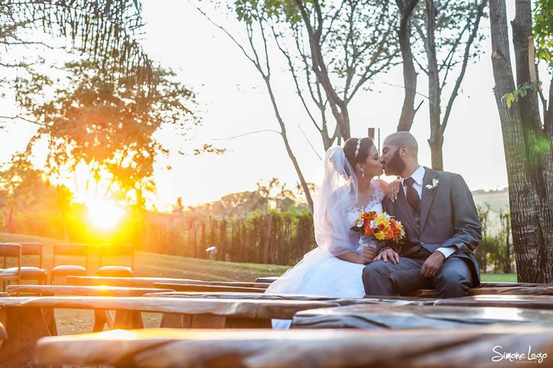 Casamento de Joyce e Ruither