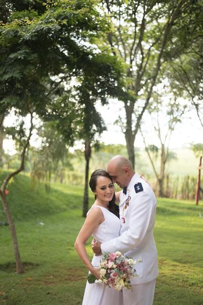 Casamento de Paula e Rogério